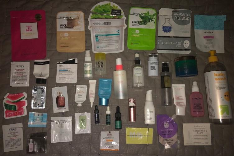 November 2020 Skincare Empties