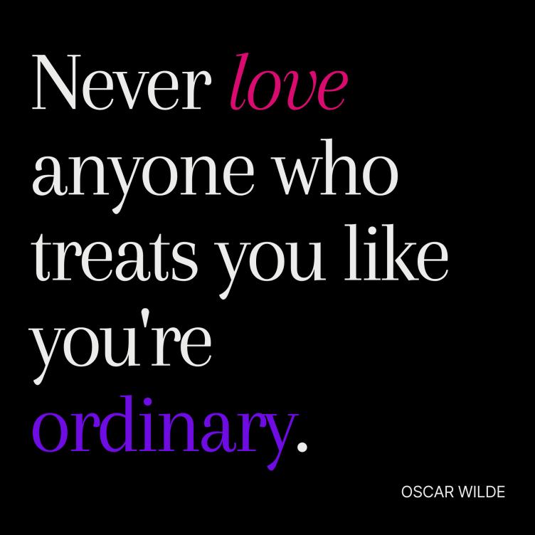 Oscar Wilde Love Quote