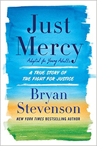 Just Mercy Adapted for Young Adults Book Cover