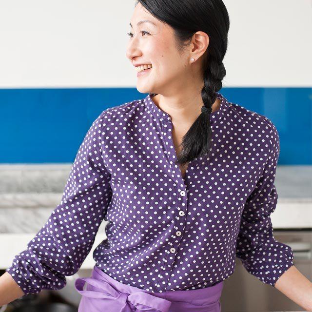 Japanische Köchin aus Leidenschaft: Kaoru Iriyama in der Küche.