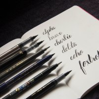 This Way Lies Madness. A Beginner's guide to Hand Lettering (Part 1)