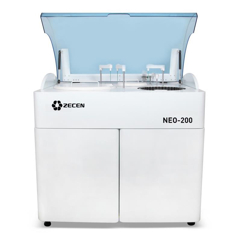 Zecen Neo-200 Chemistry Analyser
