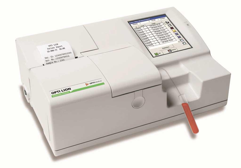 Opti Lion Electrolyte Analyser