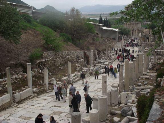 The Priests' Way in Ephesus