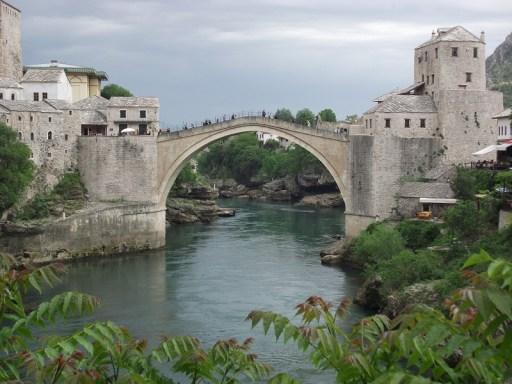 Mostar in Bosnia & Hertzegovina