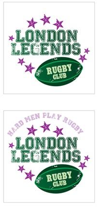 London Legends Logo IDEA 6