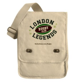 London Legends field bag
