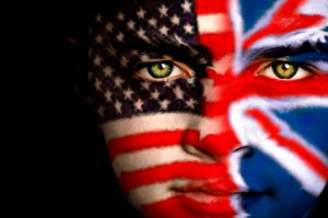 Anglo-American boy