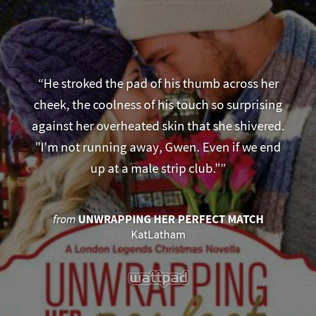 Quote from Unwrapping Her Perfect Match