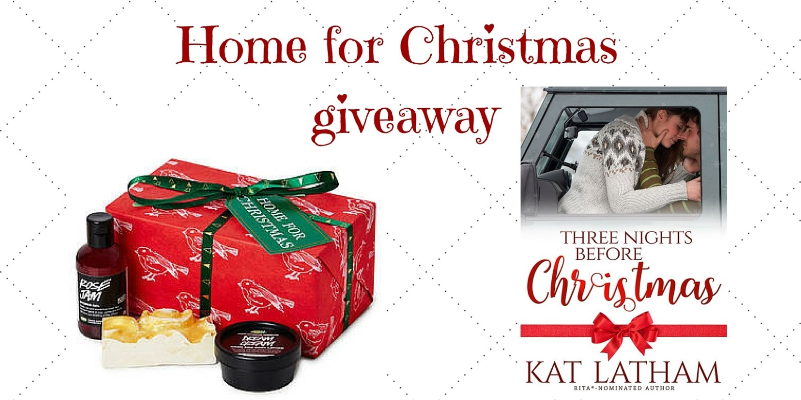 Home for Christmas giveaway