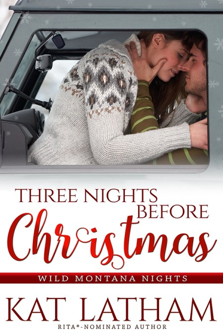 Three Nights before Christmas book cover
