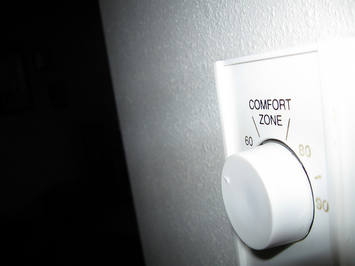 Comfort Zone Working Against You