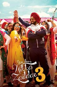 Nikka Zaildar 3 Full Movie Download HD 1080p Filmywap