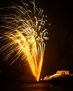 Worthing Fireworks Sussex Photographer