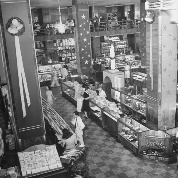 1942 Manila Department Store Katnip