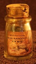 Petrified Dragon's Fire