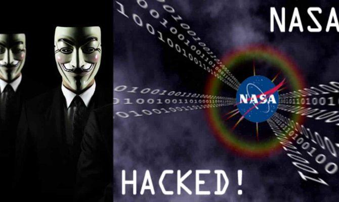 ANONYMOUS: η NASA ΕΜΠΛΕΚΕΤΑΙ σε ΚΑΤΙ ΑΠΙΣΤΕΥΤΟ (video)