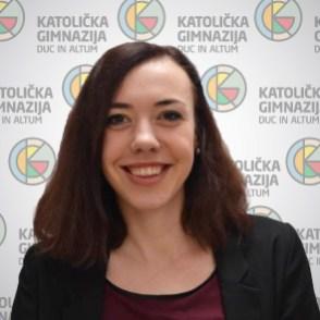 Ivana Dadićmagistra pedagogije i magistra edukacije povijesti