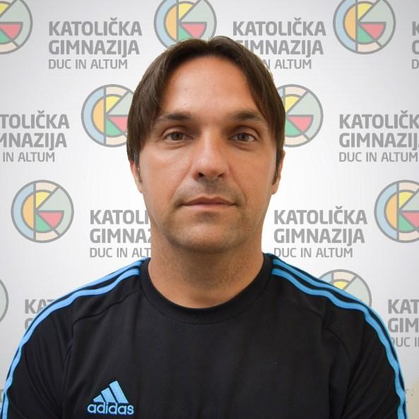 Mario Ragužprofesor fizičke kulture