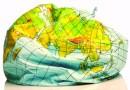 Verdens befolkningstal er i frit fald