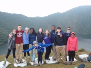 Mount Bisoke Volcano Hike