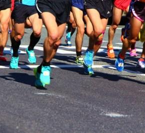 四月 マラソン カトウ治療院 整体院