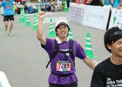青葦治療院の飛騨高山ウルトラマラソン70km完走