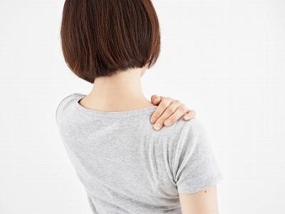 肩こりには鍼灸が効く