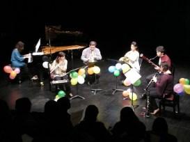 2007年定期演奏会 in 金沢21世紀美術館