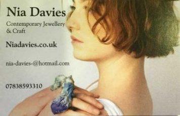 Nia Davies Contemporary Jewellery