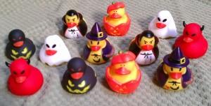 Halloween Ducks