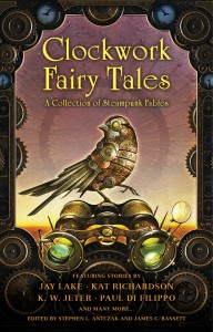 Clockwork Fairy Tales cover