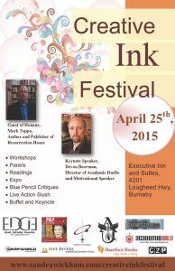 Creative Ink Festival