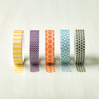 Stampin' Up! In Colours 2014-2016 Washi Tape Set