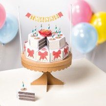 Sweet Stack 3D Project Kit - Stampin' Up!