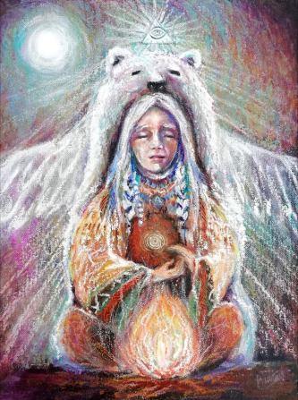 The shamanka