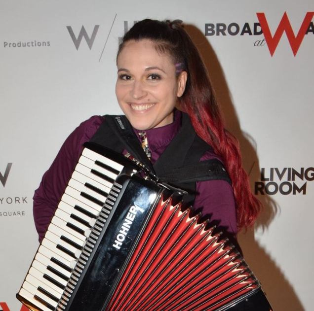 Broadway at the W with The Great Comet