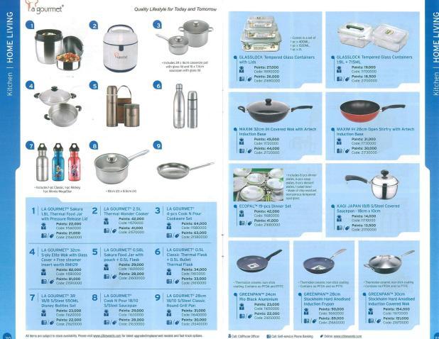 citibank malaysia rewards catalogue 2017 pdf