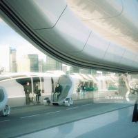 Mobilität - der Zug der Zukunft kommt ohne Fahrplan aus