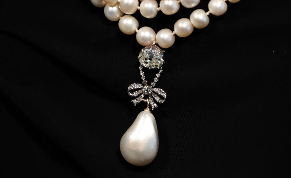 Marie Antoinettes Schmuck bei Sotheby's