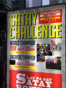 Der Weltmeister im Satayspiesschen drehen