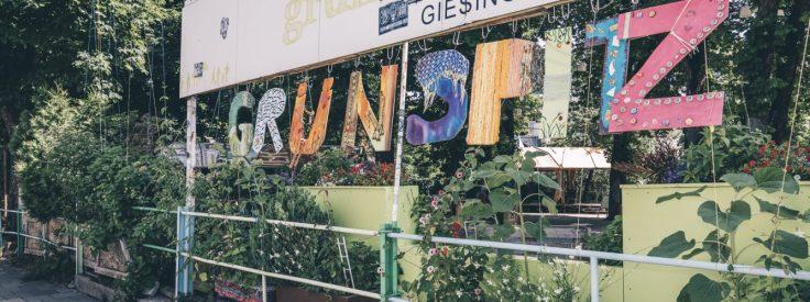 Grünsitz - grüne Oase in Giesing statt Parkplatz