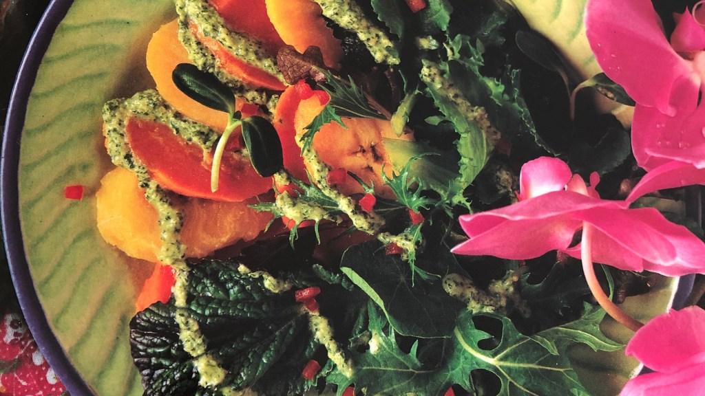 """Salat aus der Karibik - aus dem Kochbuch """"Typisch Karibisch"""