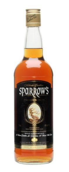 Der Rum heißt so wie der beste Pirat von allen :)