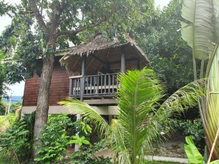 Hello Villas in Khanom - unser Bungalow