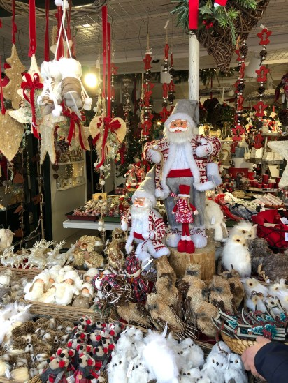 Weihnachtliches auf dem Christkindelmarkt