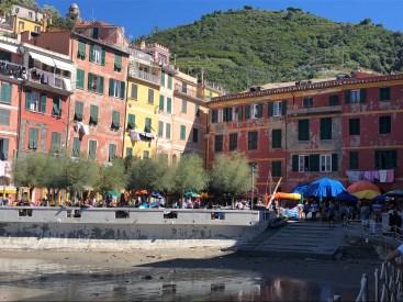 Die Bucht von Vernazza