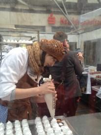 Und so wird der Chokolino frisch hergestellt