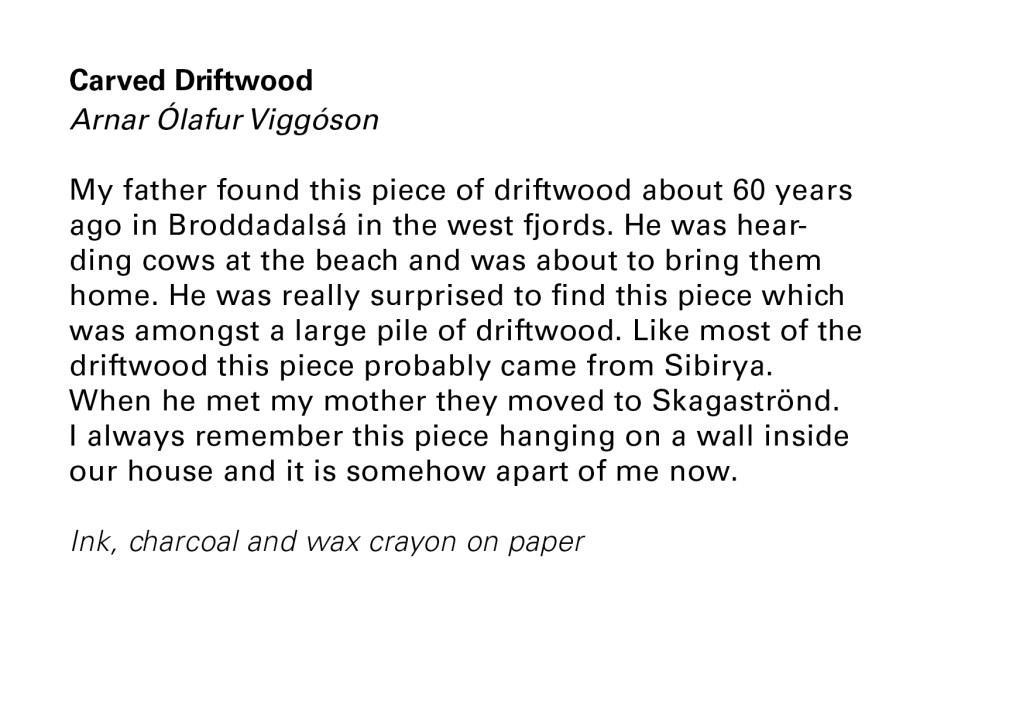 Text Driftwood