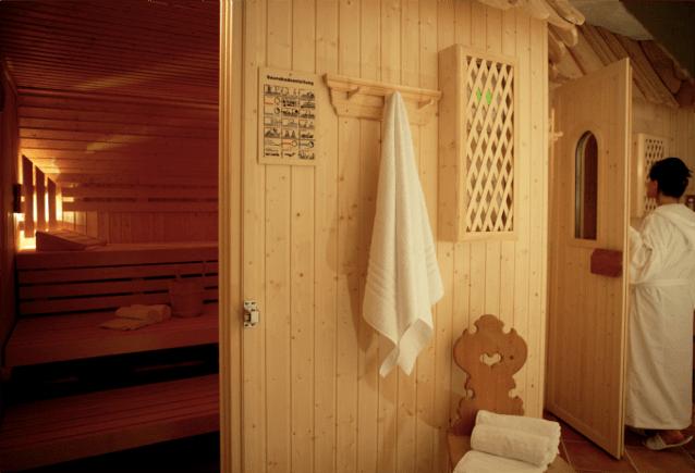 Lust auf Sauna? © Gräflich Brühl-Pohl'sche Verwaltungs GmbH